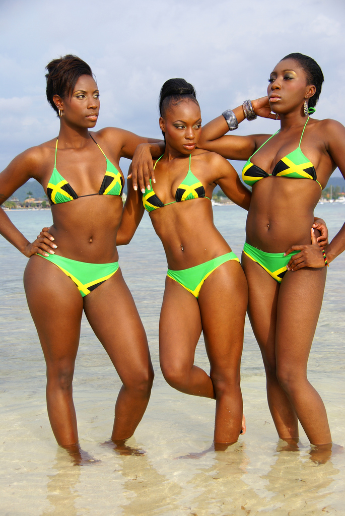 Black jamaican lesbians