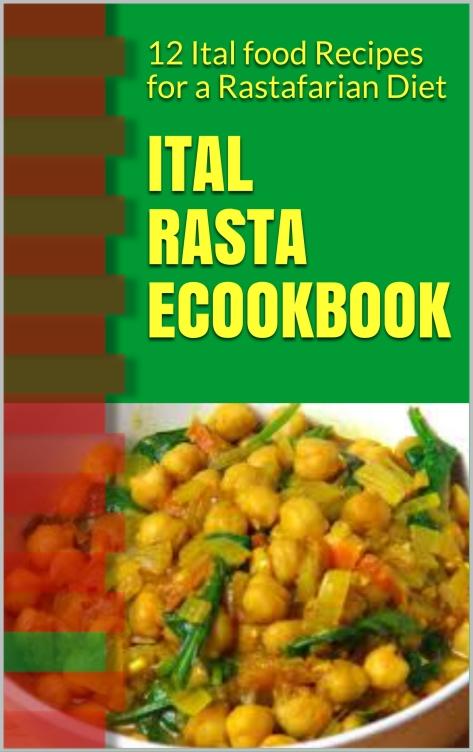 Ital Rasta ecookbook on amazon.com